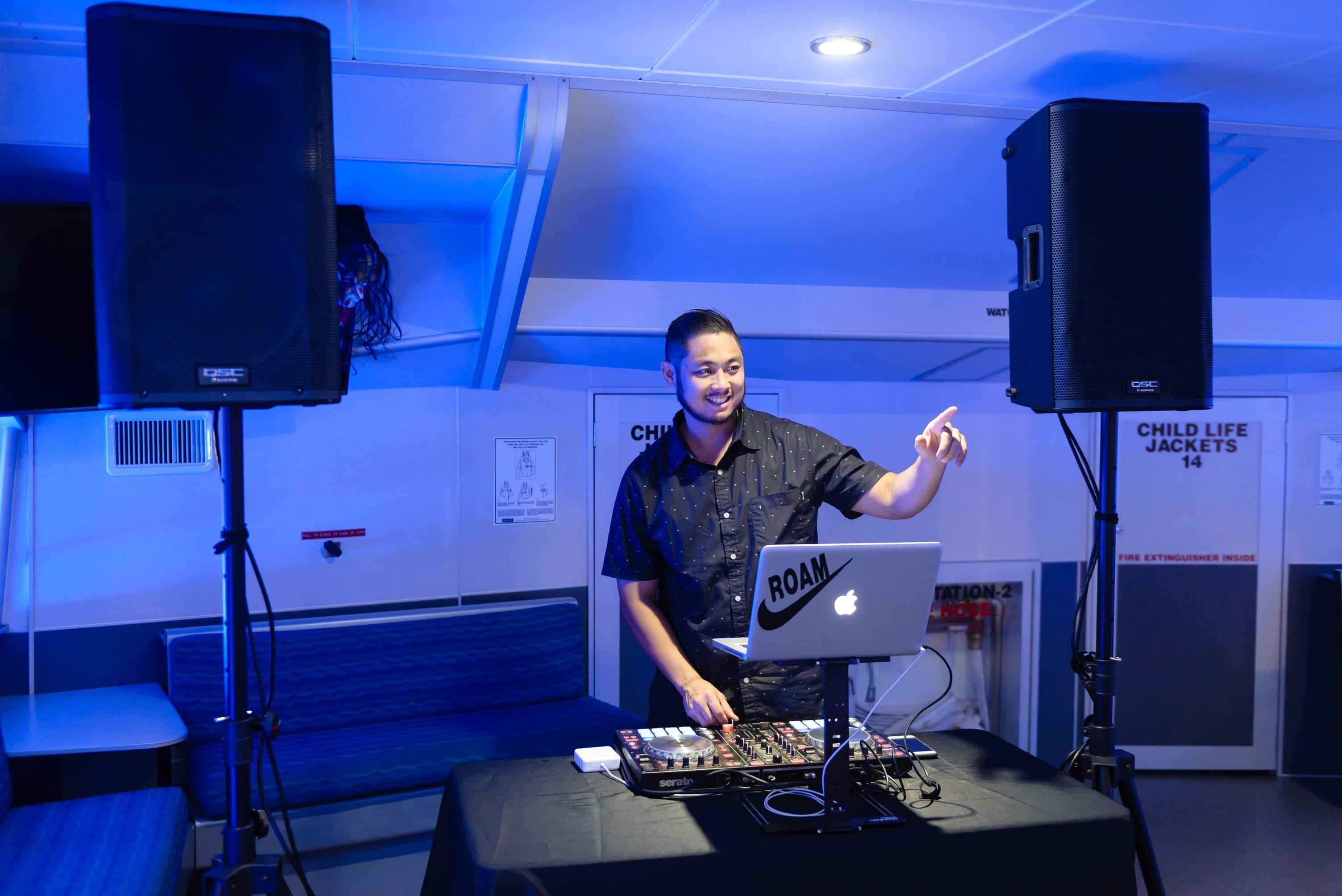 Boo Cruises 2017 – DJ