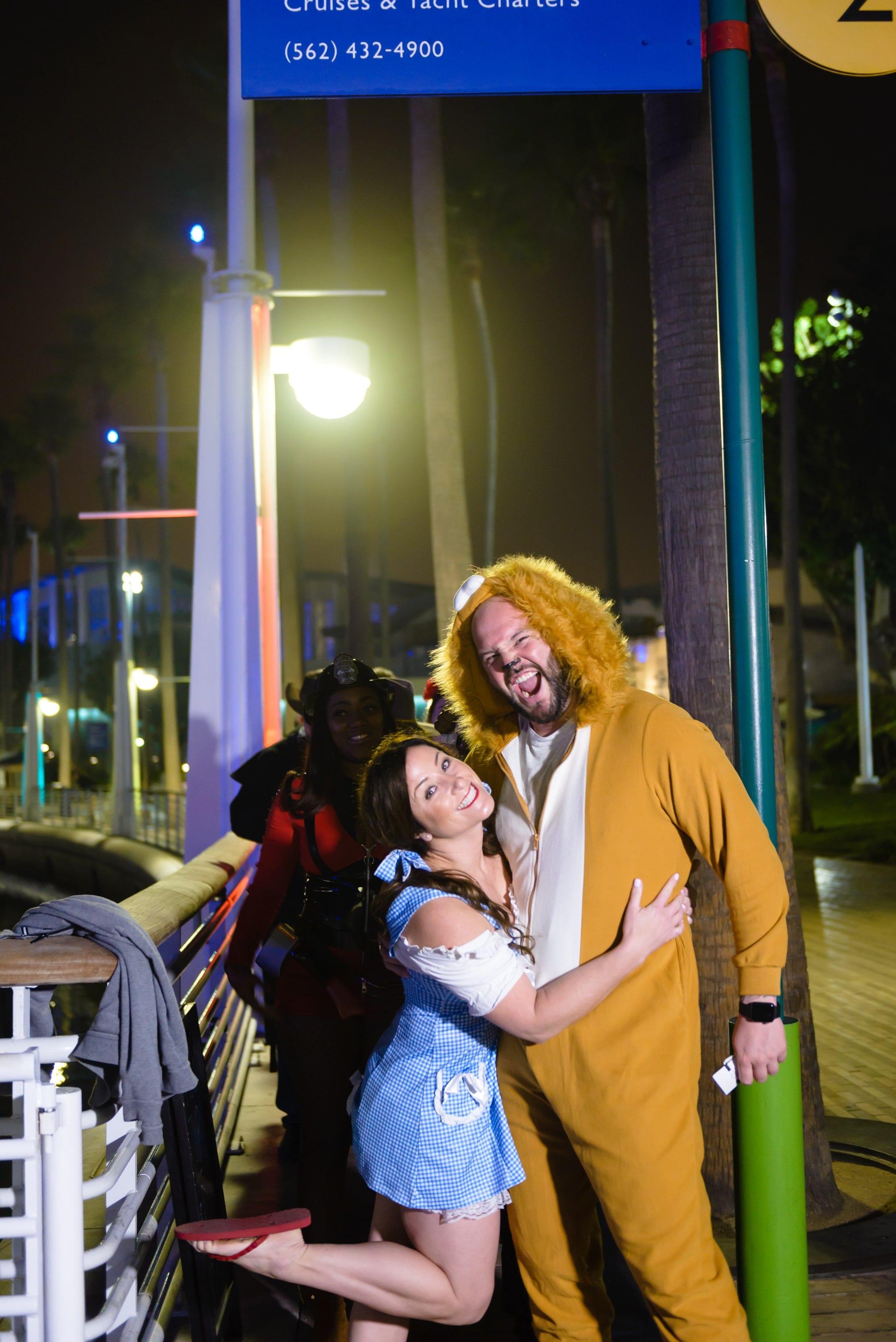 Boo Cruises 2017 – Wizard of OZ