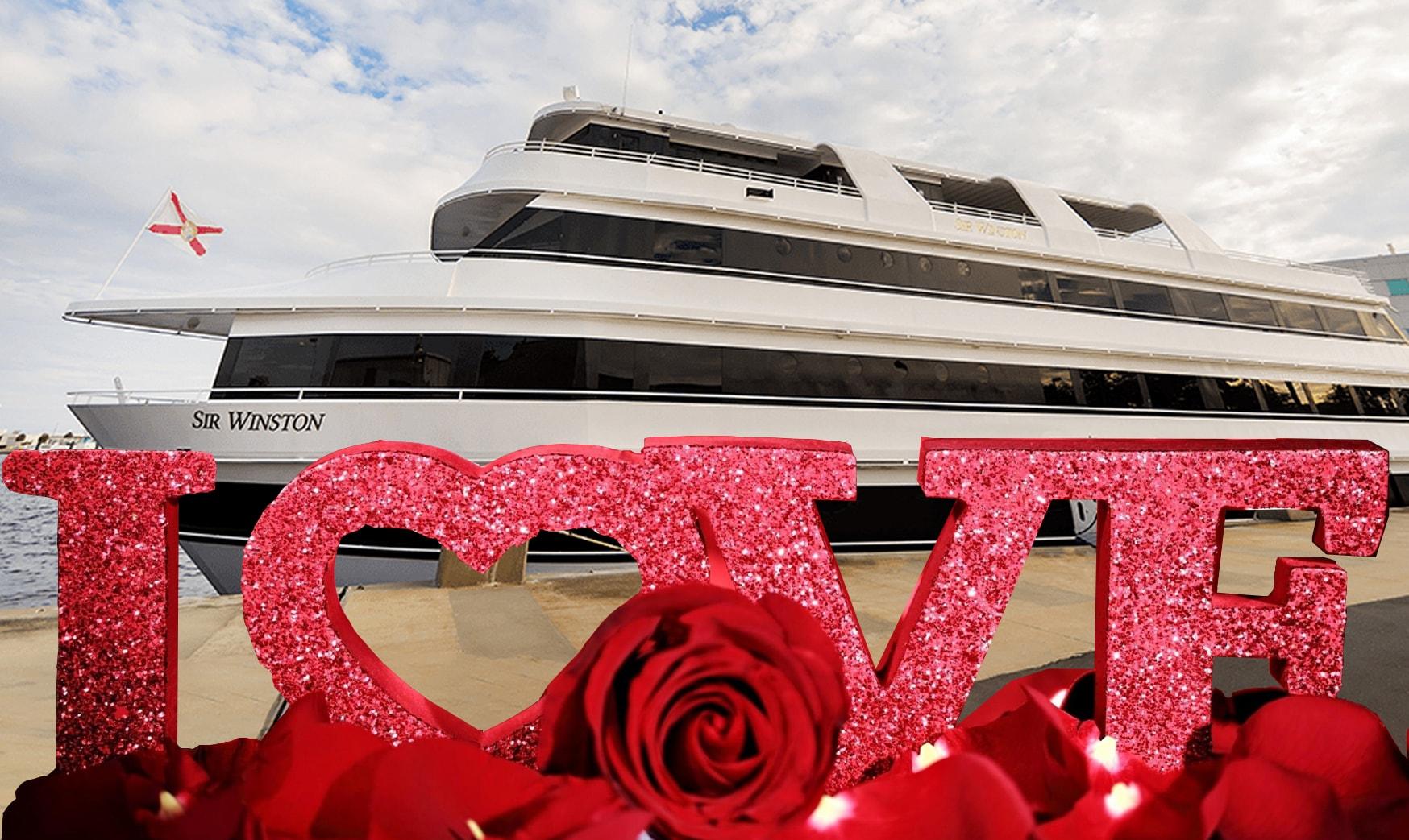 Sir Winston's Valentine's Cocktail Cruise