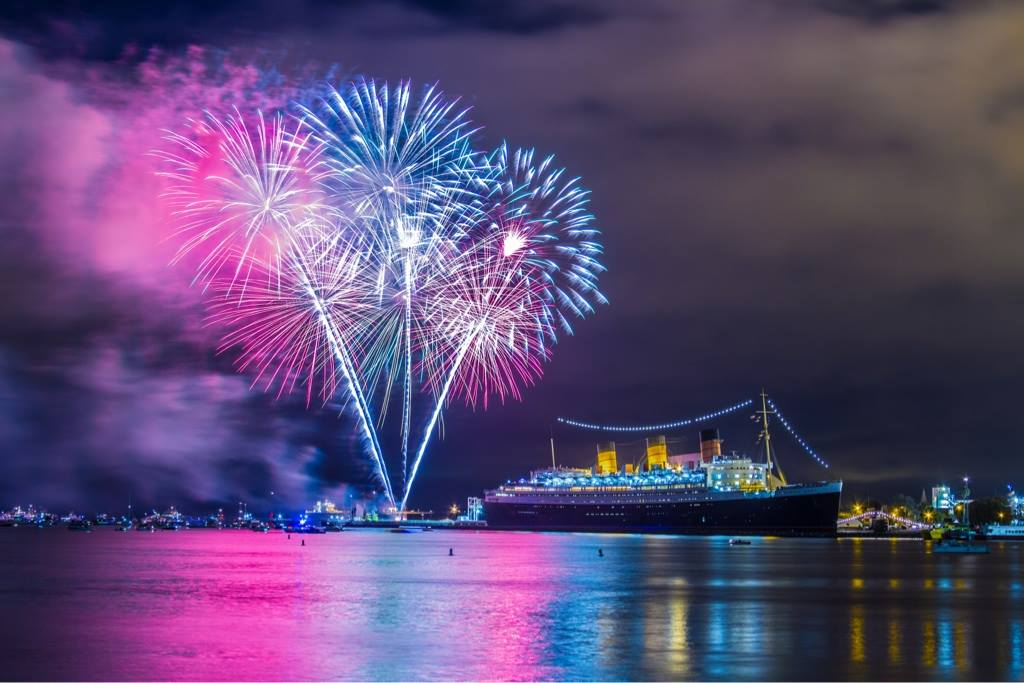 July 3rd Fireworks Cruise